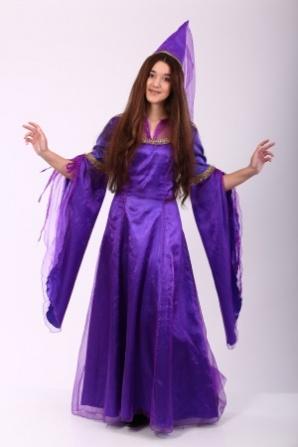 Фея фиолетовая