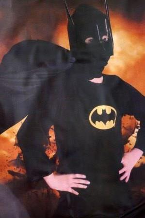 Бетмен трикотаж