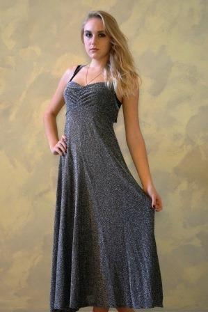 Платье АББА