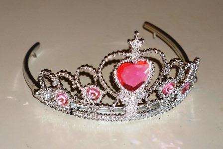 Корона Принцессы на обруче