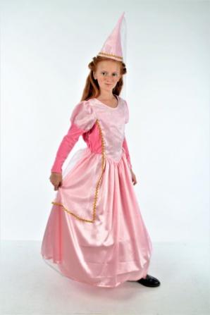 Фея розовая