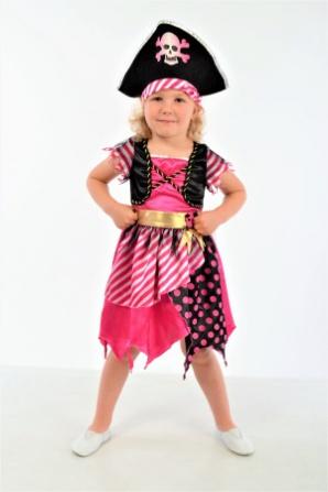 Пиратка малышка