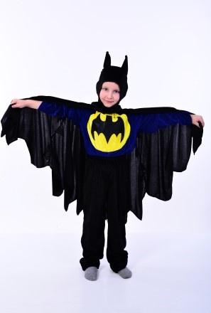 Бэтмен велюр