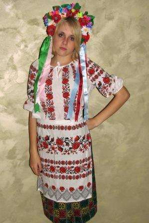 Украинка модель 1