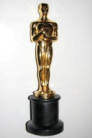 """Статуетка """"Оскар"""" 22 см"""