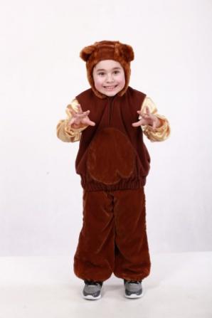 Медведь модель 1 флис
