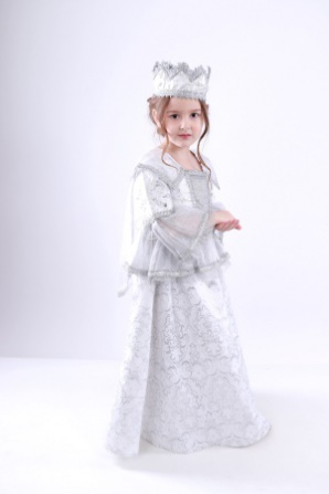 Снежная королева (парча корсет)