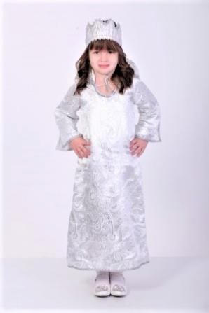 Снежная королева (парча платье)