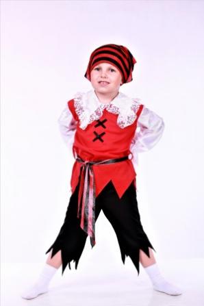 Пират красный