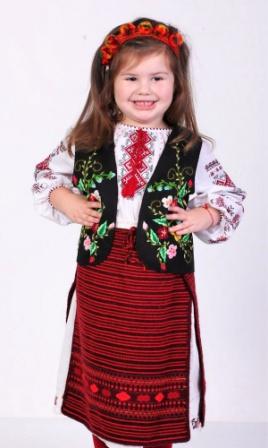 Украинка - Буковинка