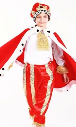 Король с головным убором модель 2